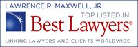 Best Lawyers - Larry Maxwell