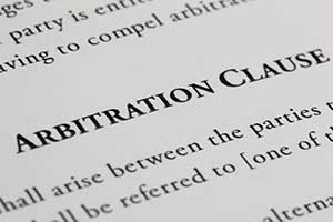 binding arbitration - bypassing the court system